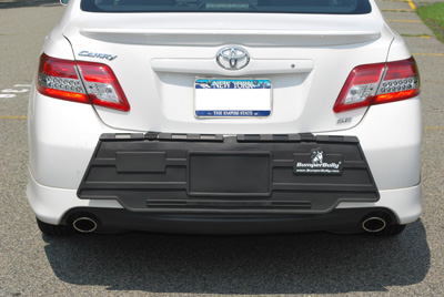 Bumper Protection - Black Edition