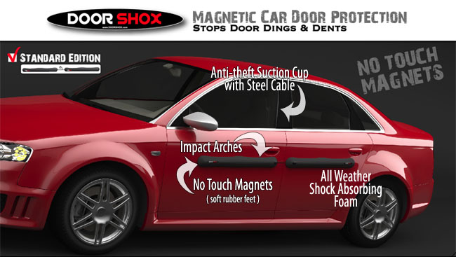 Door Shox Car Door Protection