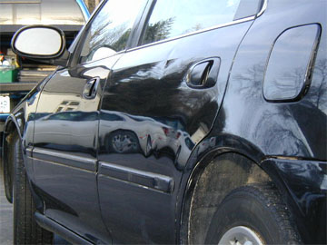 DIY Dent Removal for Car Door Dings & Auto Door Protectors vs. Car Door Edge Guards - Prevent Parking ...