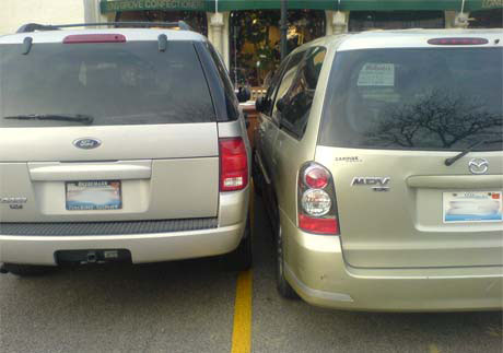 Common Parking Lot Damage Prevent Damage With Car Door Guards